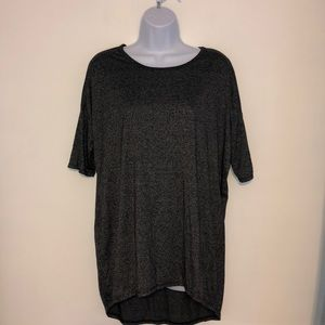 LuLaRoe- Simply Comfortable Irma High-low Tunic